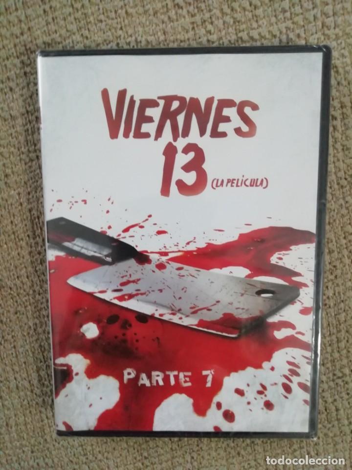"""""""VIERNES 13 PARTE 7"""" DVD / NUEVO Y SIN DESPRECINTAR (Cine - Películas - DVD)"""