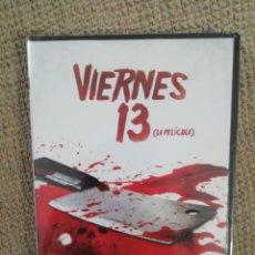 """Cine: """"VIERNES 13 PARTE 7"""" DVD / NUEVO Y SIN DESPRECINTAR. Lote 236962355"""