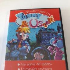Cine: 22703 TOMMY Y ÓSCAR - DVD SEGUNDAMANO. Lote 237077665