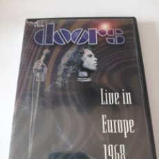 Cinéma: 22993 THE DOORS LIVE IN EUROPE - DVD SEGUNDAMANO. Lote 237465980