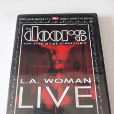 Cinéma: 22995 THE DOORS L.A. WOMAN LIVE - DVD SEGUNDAMANO. Lote 237466255
