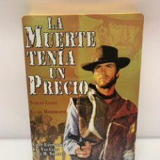 Cinéma: 23142 LA MUERTE TENÍA UN PRECIO STEELBOOK DVD SEGUNDA MANO. Lote 237646835