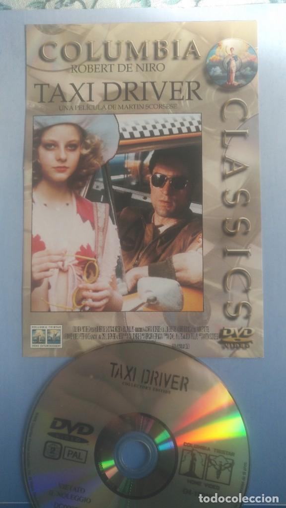 LOTE DVD TAXI DRIVER (Cine - Películas - DVD)