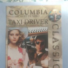 Cine: LOTE DVD TAXI DRIVER. Lote 237701580