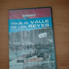 Cine: VIAJE AL VALLE DE LOS REYES. Lote 237709665