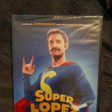 Cine: SÚPER LÓPEZ DVD PRECINTADO. Lote 237764125