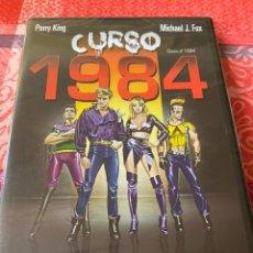 Cine: CURSO 1984 DVD PRECINTADO. Lote 237852605