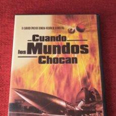 Cine: DVD CUANDO LOS MUNDOS CHOCAN (1951). Lote 237884590