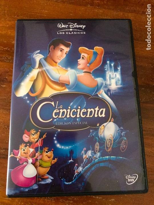 DVD LA CENICIENTA DE DISNEY NUEVO (Cine - Películas - DVD)