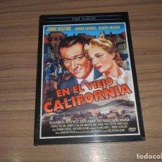 Cine: EN EL VIEJO CALIFORNIA DVD JOHN WAYNE NUEVA PRECINTADA. Lote 269215348