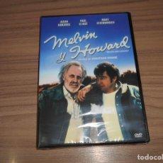 Cine: MELVIN Y HOWARD DVD JASON ROBARDS NUEVA PRECINTADA. Lote 239360480