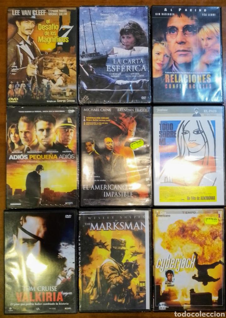 PELÍCULAS PARA ELEGIR 1 EURO CADA UNA (Cine - Películas - DVD)