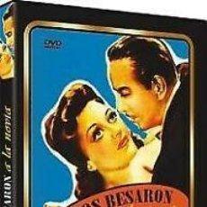 Cine: TODOS BESARON A LA NOVIA / JOAN CRAWFORD - 1942 DRAMA - PRECINTADO. Lote 240219125