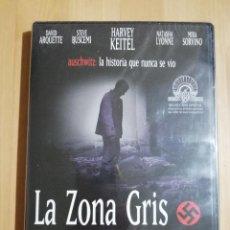 Cine: LA ZONA GRIS (UNA PELÍCULA DE TIM BLAKE NELSON) DVD PRECINTADO. Lote 240367010