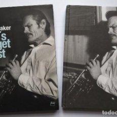 Cine: CHET BAKER, LET´S GET LOST DVD ( 3- DVD EDIC. FNAC + FOLLETO) UN PACK EXCELENTE Y MARAVILLOSO. (LEER. Lote 240449350