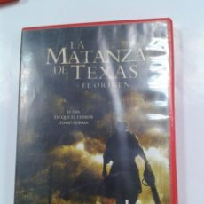 Cine: LA MATANZA DE TEXAS. Lote 240826025