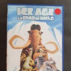 Cine: ICE AGE - LA EDAD DE HIELO - DVD. Lote 240873870