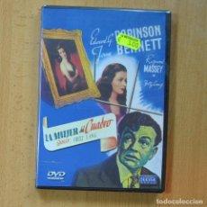 Cinema: FRITZ LANG - LA MUJER DEL CUADRO - DVD. Lote 241934420