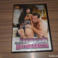 Cinema: ENAMORADO DE MI HERMANASTRA DVD NUEVA PRECINTADA. Lote 242079905