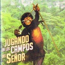 Cine: JUGANDO EN LOS CAMPOS DEL SEÑOR TOM BERENGER. Lote 242158600