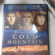 Cinema: COLD MOUNTAIN. PRECINTADO. Lote 242181255