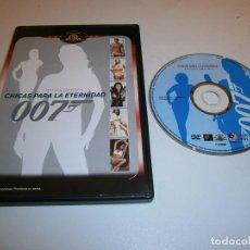 Cinema: 007 CHICAS PARA LA ETERNIDAD EDICION LIMITADA. Lote 242288175