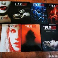 Cine: TRUE BLOOD SERIE COMPLETA 7 TEMPORADAS COMPLETAS EN DVD 33 DISCOS COMO NUEVOS. Lote 242368930