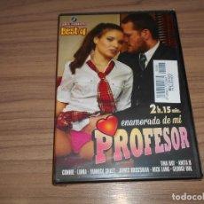 Cinema: ENAMORADA DE MI PROFESOR DVD 135 MIN. NUEVA PRECINTADA. Lote 242813160
