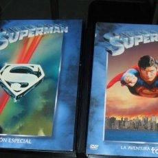 Cine: SUPERMAN Y SUPERMAN 2. Lote 242870965