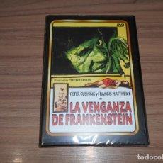 Cine: LA VENGANZA DE FRANKENSTEIN DVD NUEVA PRECINTADA. Lote 262549205