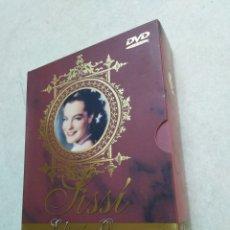 Cine: SISSI EDICIÓN DE ORO ( CONTIENE 6 DVD ). Lote 243243180