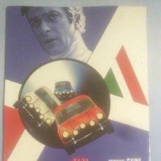 Cine: LOTE DVD UN TRABAJO EN ITALIA ( DESCATALOGADO CON MICHAEL CAINE - NOËL COWARD). Lote 243354510