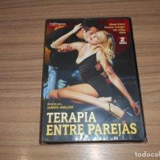 Cinema: TERAPIA ENTRE PAREJAS DVD NUEVA PRECINTADA. Lote 243539900