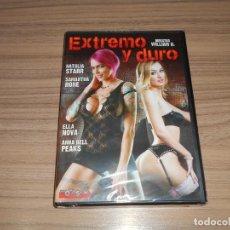 Cinema: EXTREMO Y DURO DVD NUEVA PRECINTADA. Lote 243539985