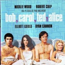 Cinema: BOB,CAROL,TED Y ALICE NATALIE WOOD. Lote 243540405