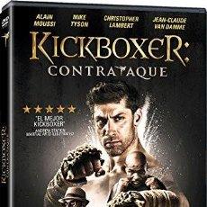 Cine: KICKBOXER + KICKBOXER CONTRAATAQUE - DVDS PRECINTADOS CON VAN DAMME ¡¡PACK UNICO EN TC !!. Lote 243552265