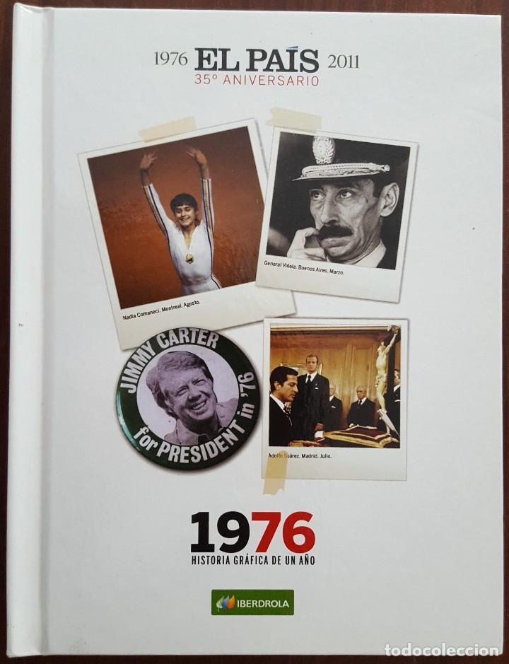 DVD / EL PAIS 35 ANIVERSARIO 1976-2011 - HISTORIA GRÁFICA DE 1976 / TAXI DRIVER (Cine - Películas - DVD)