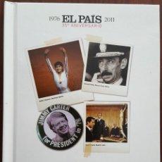 Cine: DVD / EL PAIS 35 ANIVERSARIO 1976-2011 - HISTORIA GRÁFICA DE 1976 / TAXI DRIVER. Lote 243581050