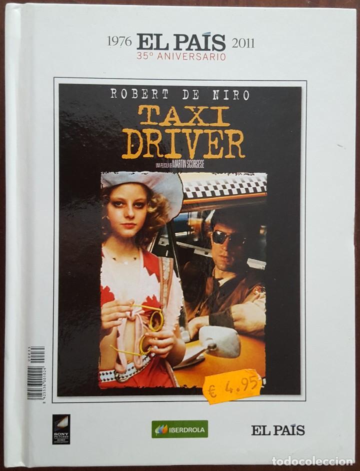 Cine: DVD / EL PAIS 35 ANIVERSARIO 1976-2011 - HISTORIA GRÁFICA DE 1976 / TAXI DRIVER - Foto 2 - 243581050