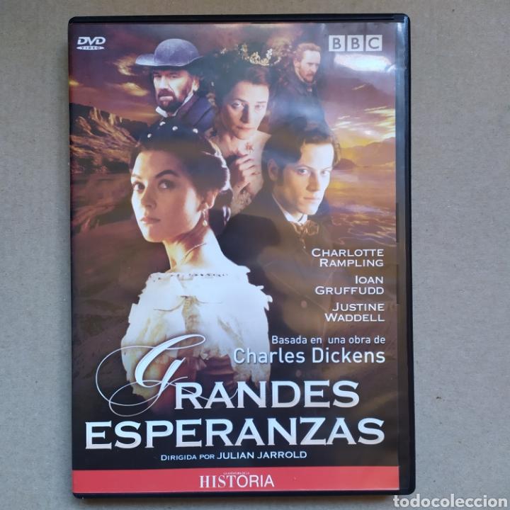 DVD GRANDES ESPERANZAS JULIÁN JARROLD CHARLES DICKENS (Cine - Películas - DVD)