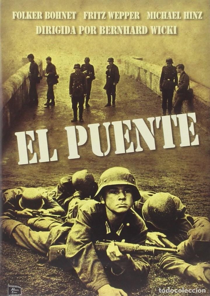 EL PUENTE (FOLKER BOHNET, FRITZ WEPPER) - DVD NUEVO Y PRECINTADO (Cine - Películas - DVD)