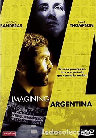 IMAGINING ARGENTINA (Cine - Películas - DVD)