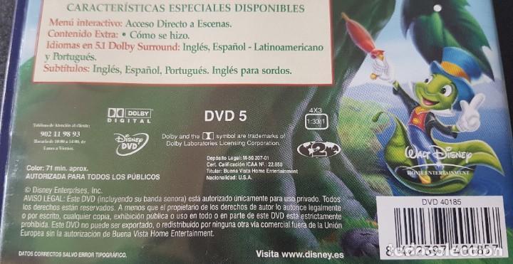 Cine: Las aventuras de Bongo, Mickey y las judías mágicas DVD clásico 9 Disney - Foto 3 - 243592255