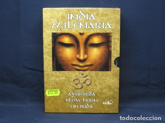 INDIA MILENARIA - DVD DOCUMENTAL (Cine - Películas - DVD)