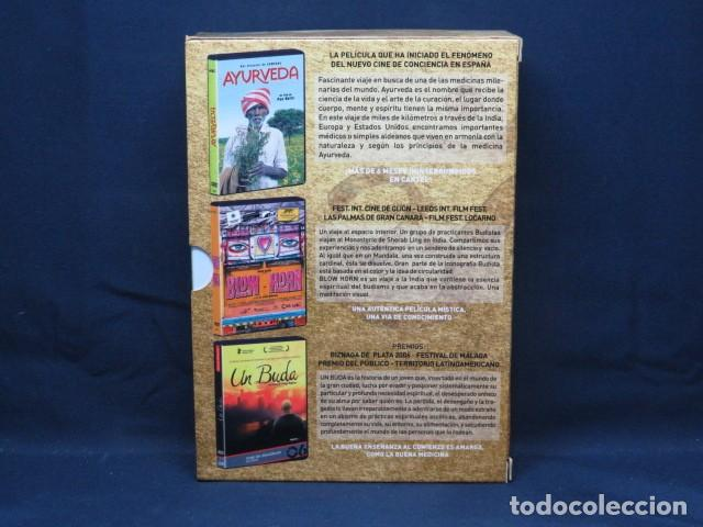 Cine: INDIA MILENARIA - DVD DOCUMENTAL - Foto 2 - 243631210