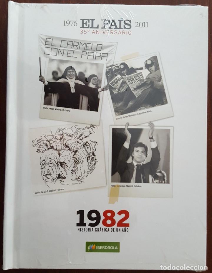 DVD / EL PAIS 35 ANIVERSARIO 1976-2011 - HISTORIA GRÁFICA DE 1982 / GANDHI (Cine - Películas - DVD)