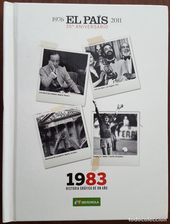 DVD / EL PAIS 35 ANIVERSARIO 1976-2011 - HISTORIA GRÁFICA DE 1983 / LA FUERZA DEL CARIÑO (Cine - Películas - DVD)