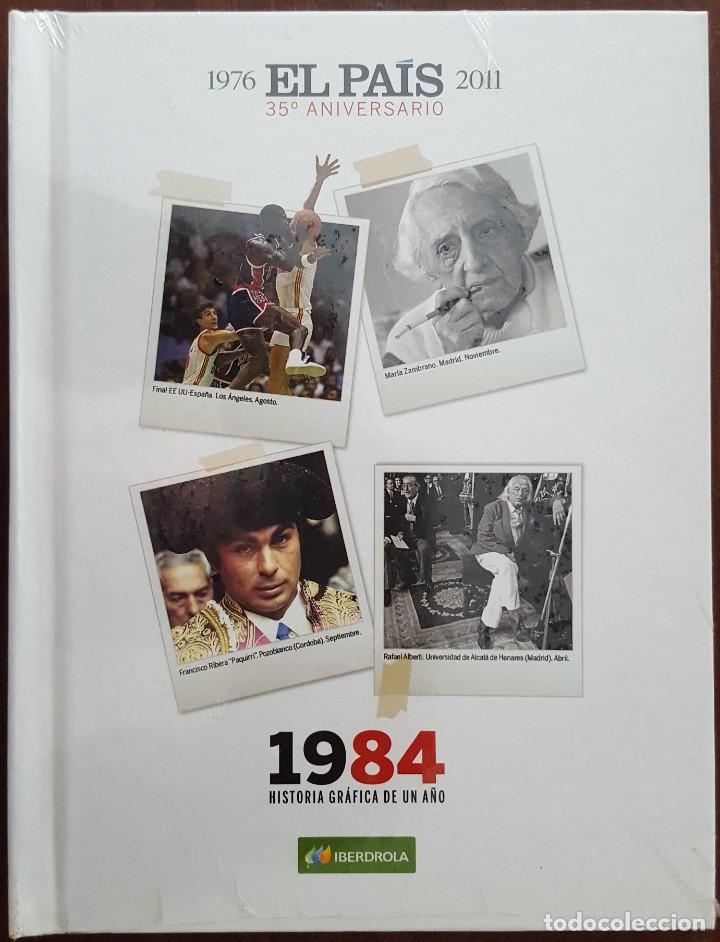 DVD / EL PAIS 35 ANIVERSARIO 1976-2011 - HISTORIA GRÁFICA DE 1984 / LA HISTORIA INTERMINABLE (Cine - Películas - DVD)