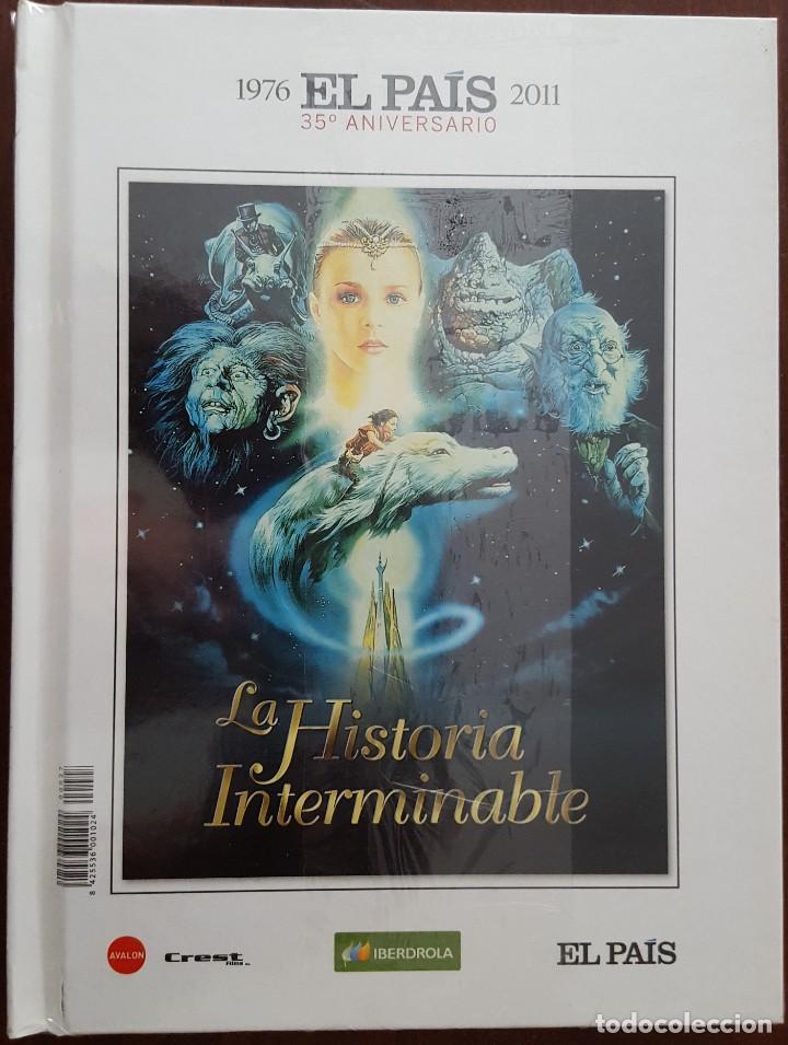 Cine: DVD / EL PAIS 35 ANIVERSARIO 1976-2011 - HISTORIA GRÁFICA DE 1984 / LA HISTORIA INTERMINABLE - Foto 2 - 243686995