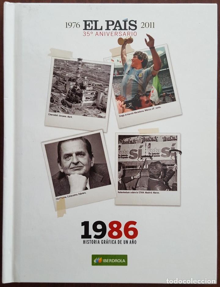DVD / EL PAIS 35 ANIVERSARIO 1976-2011 - HISTORIA GRÁFICA DE 1986 / LA MISIÓN (Cine - Películas - DVD)